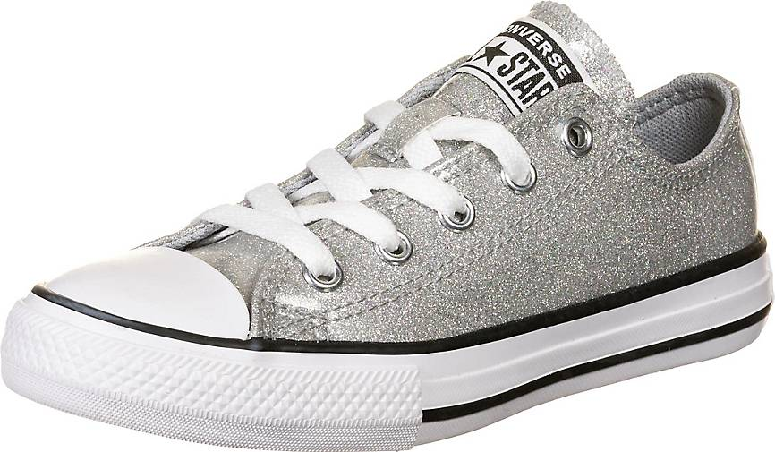 Converse Chuck Taylor All Star Coated Glitter OX Sneaker Kinder