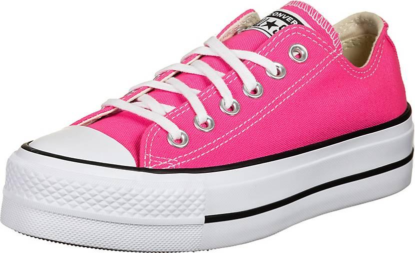 Converse Chuck Taylor All Star Platform OX Sneaker Damen