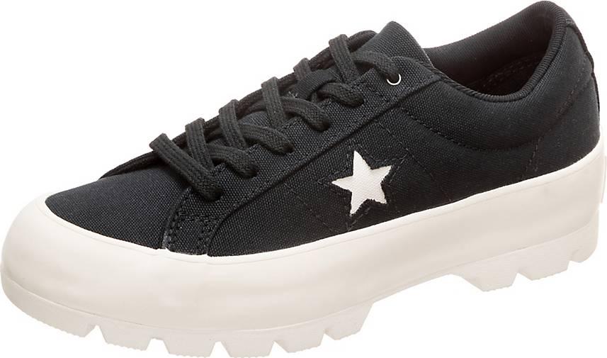 Converse One Star Lugged OX Sneaker Damen