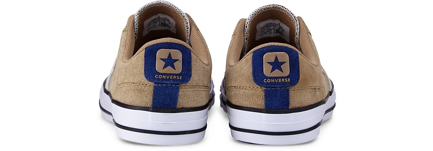 Converse STAR PLAYER OX in beige kaufen - 47535702 beliebte | GÖRTZ Gute Qualität beliebte 47535702 Schuhe 5029b6