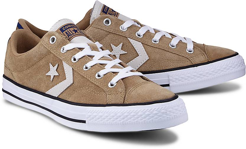 Converse STAR PLAYER OX in beige kaufen - 47535702 GÖRTZ Gute Qualität beliebte Schuhe