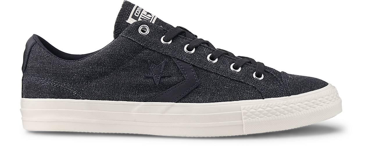 Converse STAR PLAYER - OX in grau-dunkel kaufen - PLAYER 47161601 | GÖRTZ Gute Qualität beliebte Schuhe 7742c2