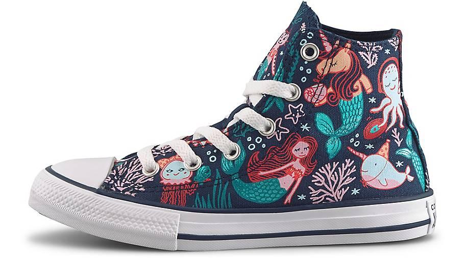 Converse Sneaker CHUCK TAYLOR ALL STAR MERMAID - HI