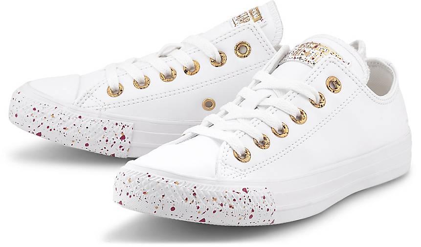 Converse Sneaker CHUCK TAYLOR ALL STAR OX weiß | GÖRTZ