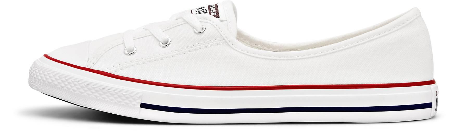 Sneaker CTAS BALLET LACE SLIP