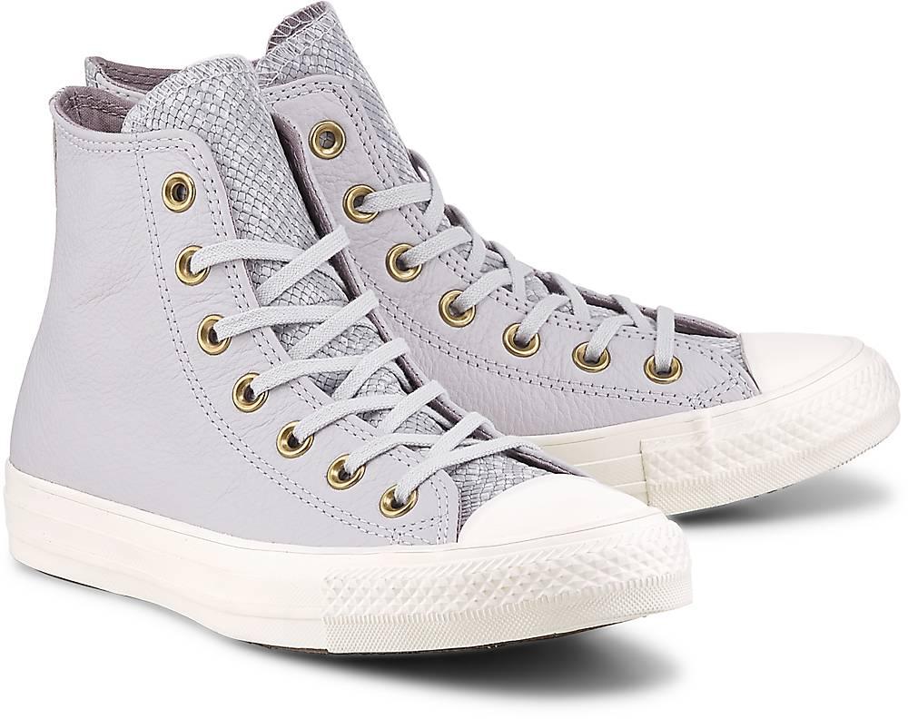 Sneaker Ctas ? Hi von Converse in grau für Damen. Gr. 36,37,37.5,38,39,39.5,40,41 Preisvergleich