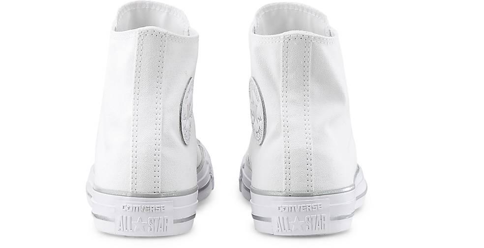 Converse Sneaker CTAS - HI in weiß kaufen - CTAS 47055401 | GÖRTZ 5981d2