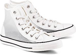 Converse, Sneaker Ctas Hi in weiß, Sneaker für Damen