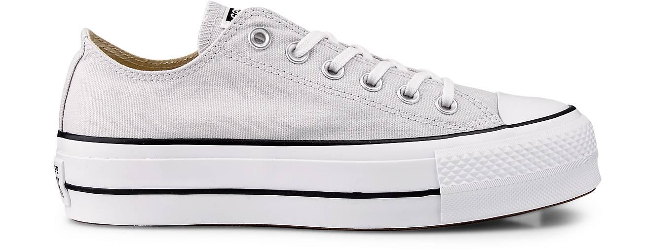 Converse Turnschuhe CTAS LIFT OX in grau-hell kaufen - 47058302 47058302 47058302 GÖRTZ Gute Qualität beliebte Schuhe d1d3c7