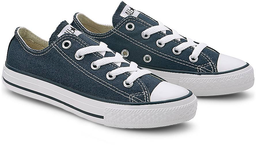 Blaue Converse Sneaker CTAS OX KIDS u8VoJ8TmCZ