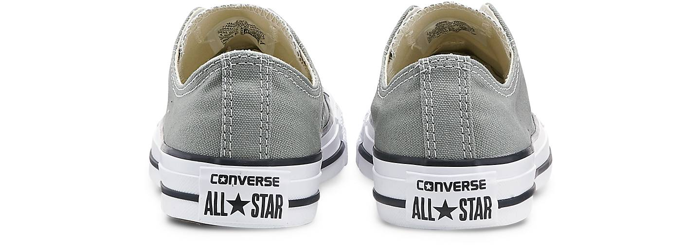 Converse kaufen Sneaker CTAS OX in grau-hell kaufen Converse - 43243317 | GÖRTZ 988d1d