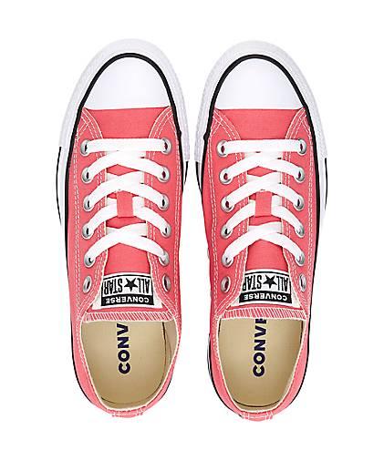 Converse Sneaker CTAS - OX in koralle kaufen - CTAS 43243321 | GÖRTZ Gute Qualität beliebte Schuhe e77c6e