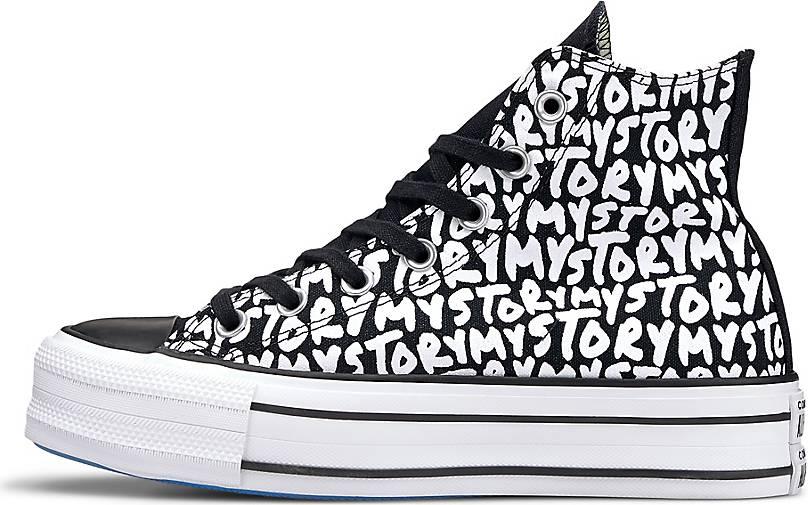 Converse Sneaker CTAS PLATFORM MY STORY