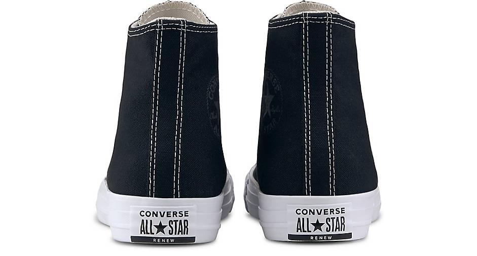 Converse Sneaker CTAS RECYCLE HI schwarz | GÖRTZ 48551101