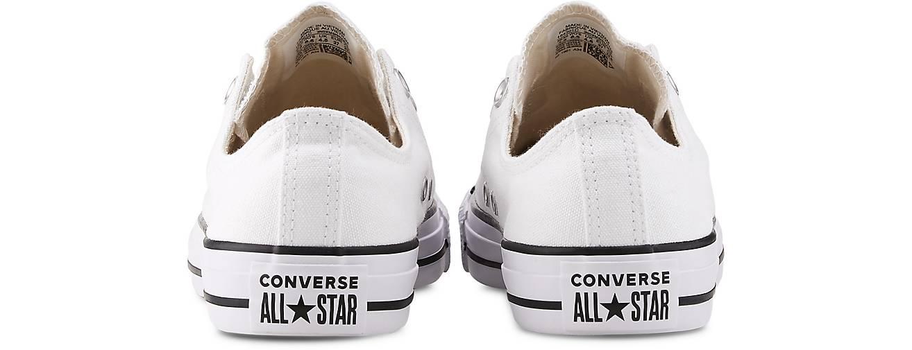 Converse Sneaker CTAS SLIP ON weiß | GÖRTZ 43806504