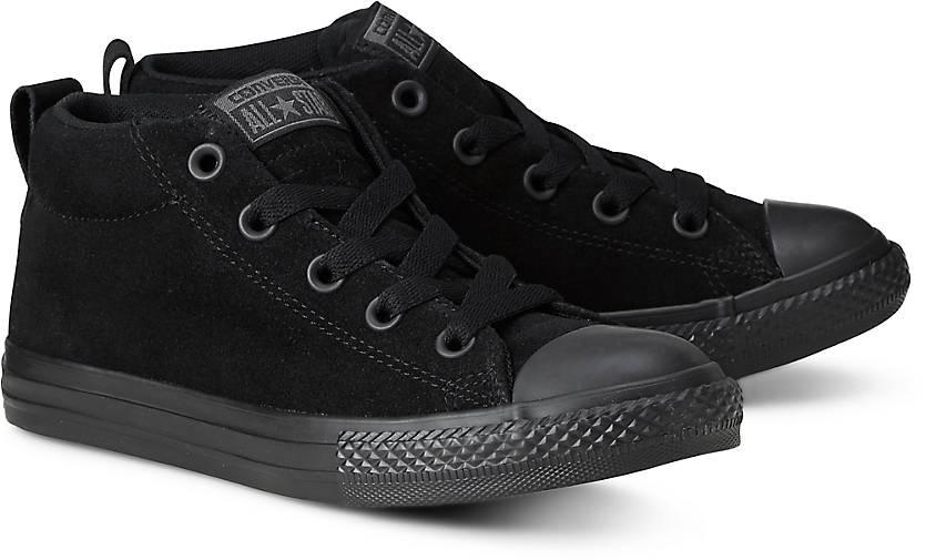 sneaker ctas street von converse in schwarz f r jungen gr. Black Bedroom Furniture Sets. Home Design Ideas