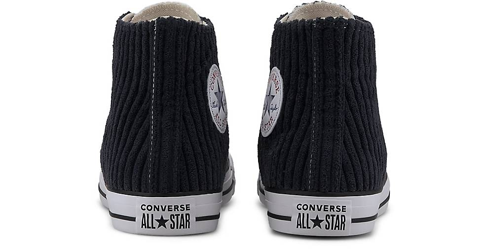 Sneaker CTAS WIDE WALE CORD HI