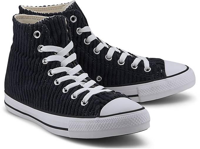 Converse Sneaker CTAS WIDE WALE CORD - HI