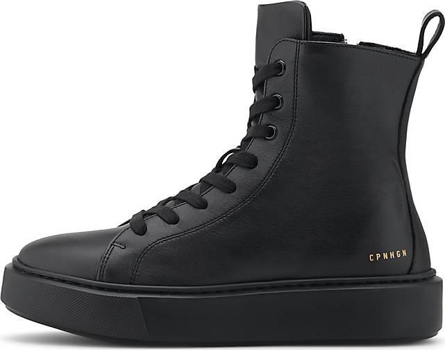 Copenhagen Hi-Top Sneaker