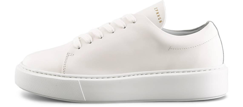 Copenhagen Leder-Sneaker
