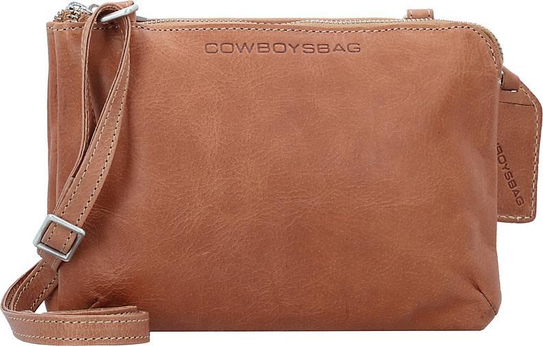Cowboysbag Bag Adabelle Umhängetasche Leder 24 cm