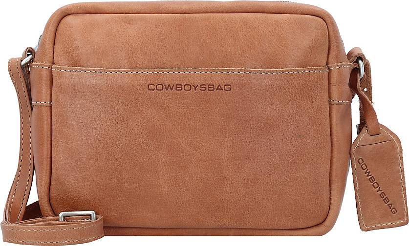 Cowboysbag Bag Woodbine Umhängetasche Leder 23 cm
