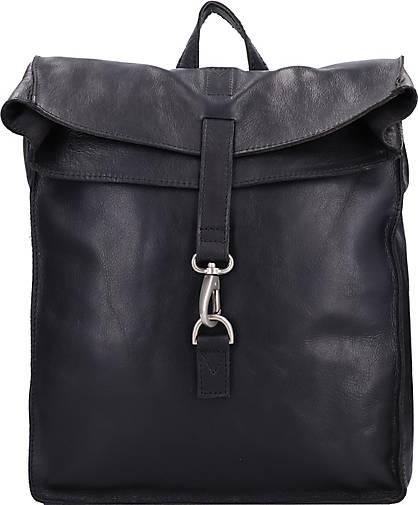 Cowboysbag Doral Rucksack Leder 38 cm Laptopfach