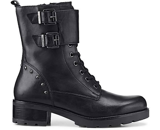 Cox GÖRTZ Biker-Boot in schwarz kaufen - 47667001 GÖRTZ Cox Gute Qualität beliebte Schuhe c45651