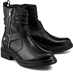 Cox Trend-Stiefelette in braun-dunkel kaufen - 46580002   GÖRTZ 9570a54341