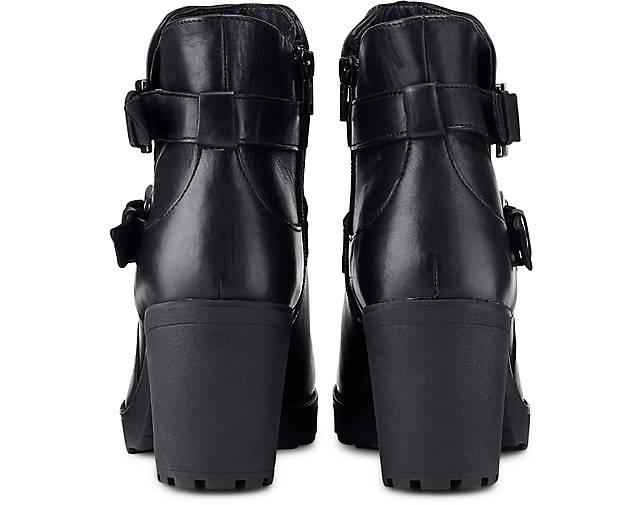 Cox Biker-Stiefelette Biker-Stiefelette Biker-Stiefelette in schwarz kaufen - 47663501 GÖRTZ Gute Qualität beliebte Schuhe e40cd2
