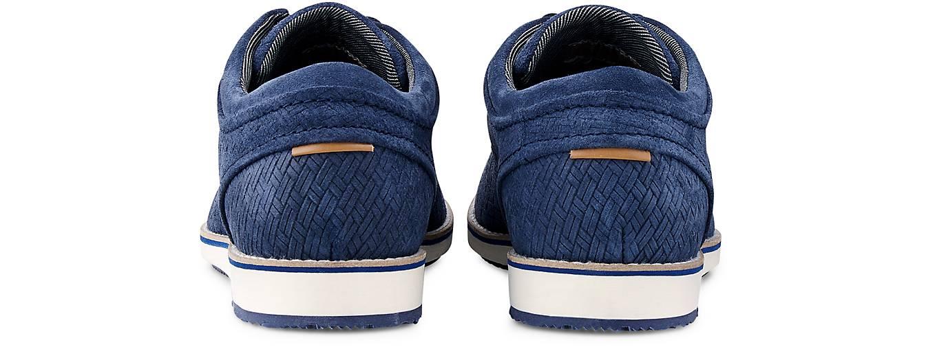 Cox Cox Cox Business-Schnürschuh in blau-dunkel kaufen - 47293802 GÖRTZ Gute Qualität beliebte Schuhe 0d60dc