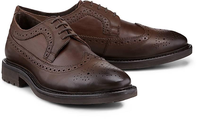Cox Business-Schnürschuh in braun-dunkel kaufen - - - 47814501 GÖRTZ Gute Qualität beliebte Schuhe 3f7613