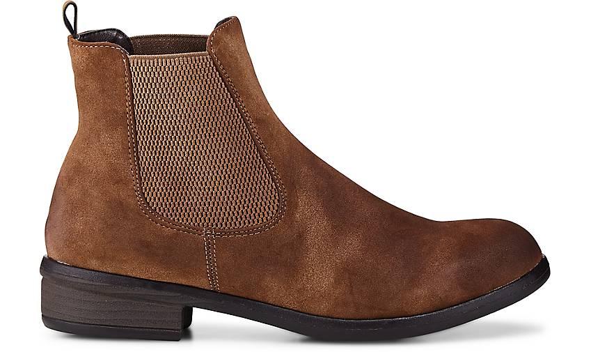 cox chelsea boots in braun mittel kaufen 46769901 g rtz. Black Bedroom Furniture Sets. Home Design Ideas