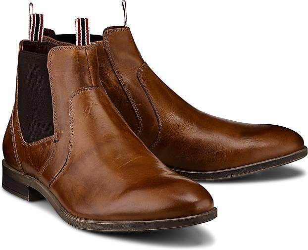 Cox Chelsea-Boots in braun-mittel kaufen - 46801001 beliebte | GÖRTZ Gute Qualität beliebte 46801001 Schuhe c89f80