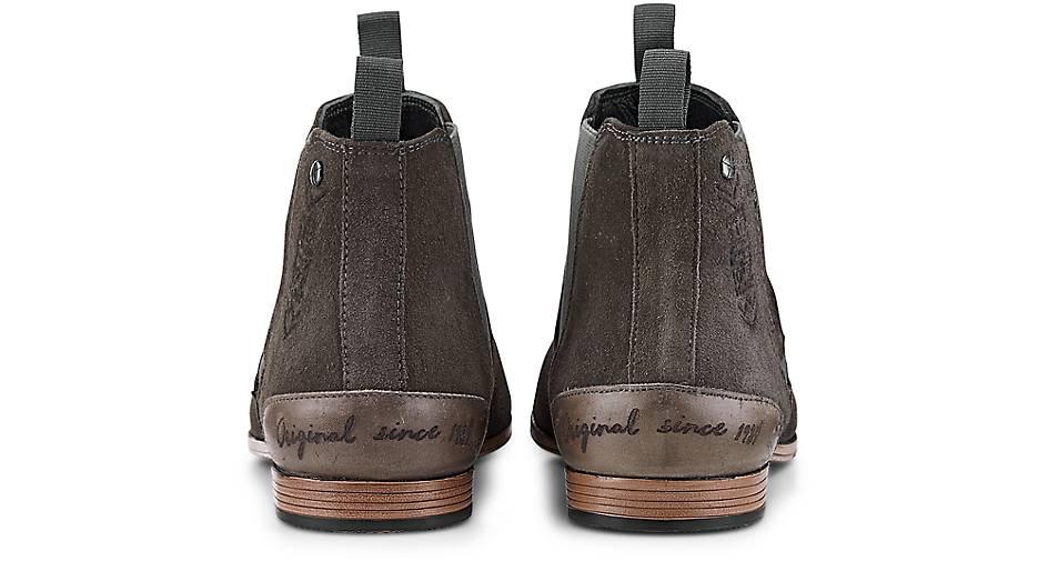 Cox Chelsea-Stiefel in in in grau-dunkel kaufen - 47078601 GÖRTZ Gute Qualität beliebte Schuhe 60e027