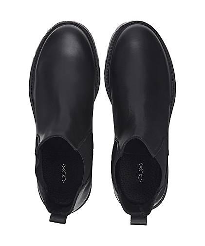 0d295c08ae3a9b ... Cox Chelsea-Boots Gute in schwarz kaufen - 47539401