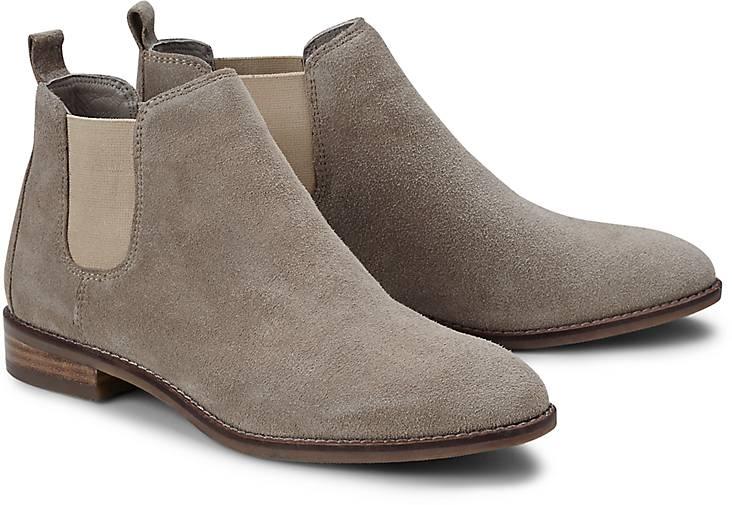 cox chelsea stiefelette chelsea boots beige g rtz. Black Bedroom Furniture Sets. Home Design Ideas