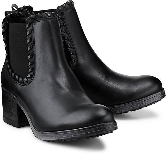Cox Chelsea-Stiefelette 47541001 in schwarz kaufen - 47541001 Chelsea-Stiefelette | GÖRTZ 285b16