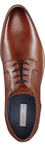 Cox Derby-Schnürschuh in Qualität braun-mittel kaufen - 46339001 GÖRTZ Gute Qualität in beliebte Schuhe c6f9a3