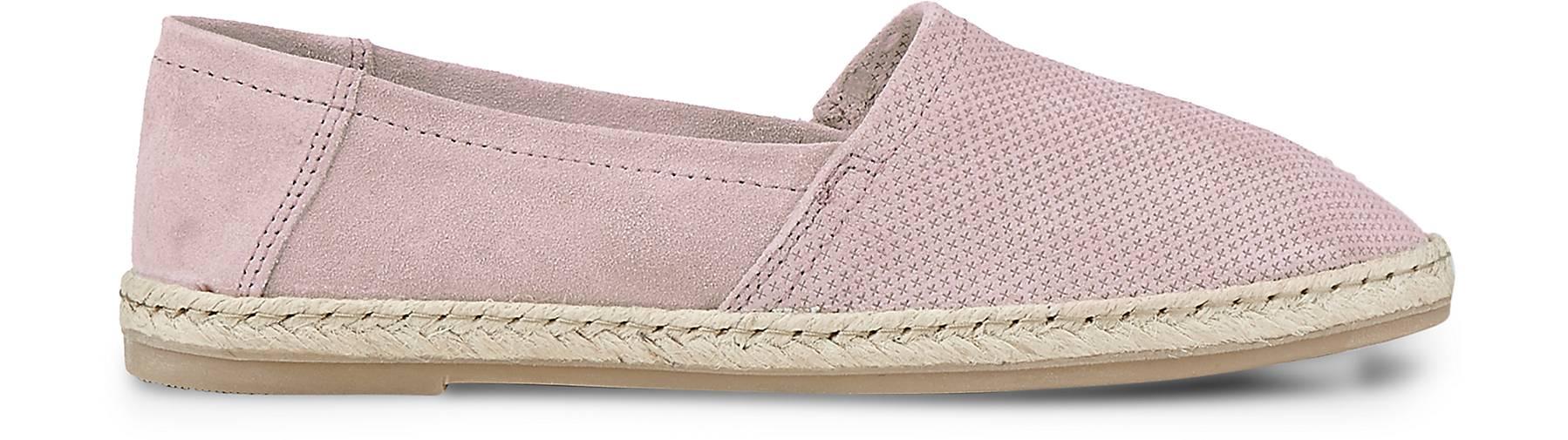 Cox Qualität Fashion-Espadrille in Rosa kaufen - 46047101 GÖRTZ Gute Qualität Cox beliebte Schuhe 197634