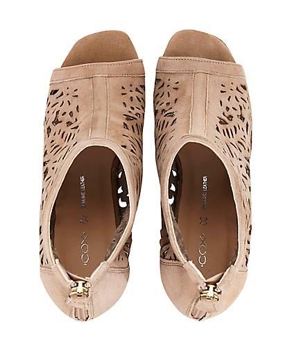 Cox kaufen Fashion-Stiefelette in braun-hell kaufen Cox - 47266301 | GÖRTZ 7e1a74