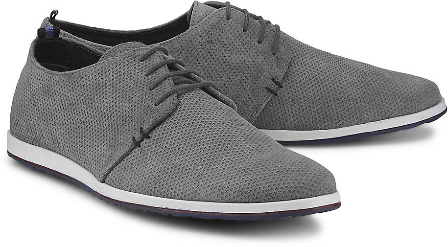 Cox Freitzeit-Schnürer in grau-dunkel grau-dunkel grau-dunkel kaufen - 48084002 GÖRTZ Gute Qualität beliebte Schuhe e88a57