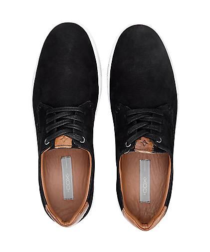 Cox - Freizeit-Schnürer in schwarz kaufen - Cox 47292501   GÖRTZ Gute Qualität beliebte Schuhe 437062