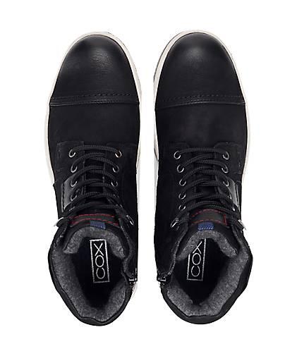 Cox Freizeit-Schnürer in schwarz kaufen - 47819201 GÖRTZ GÖRTZ GÖRTZ Gute Qualität beliebte Schuhe beef12
