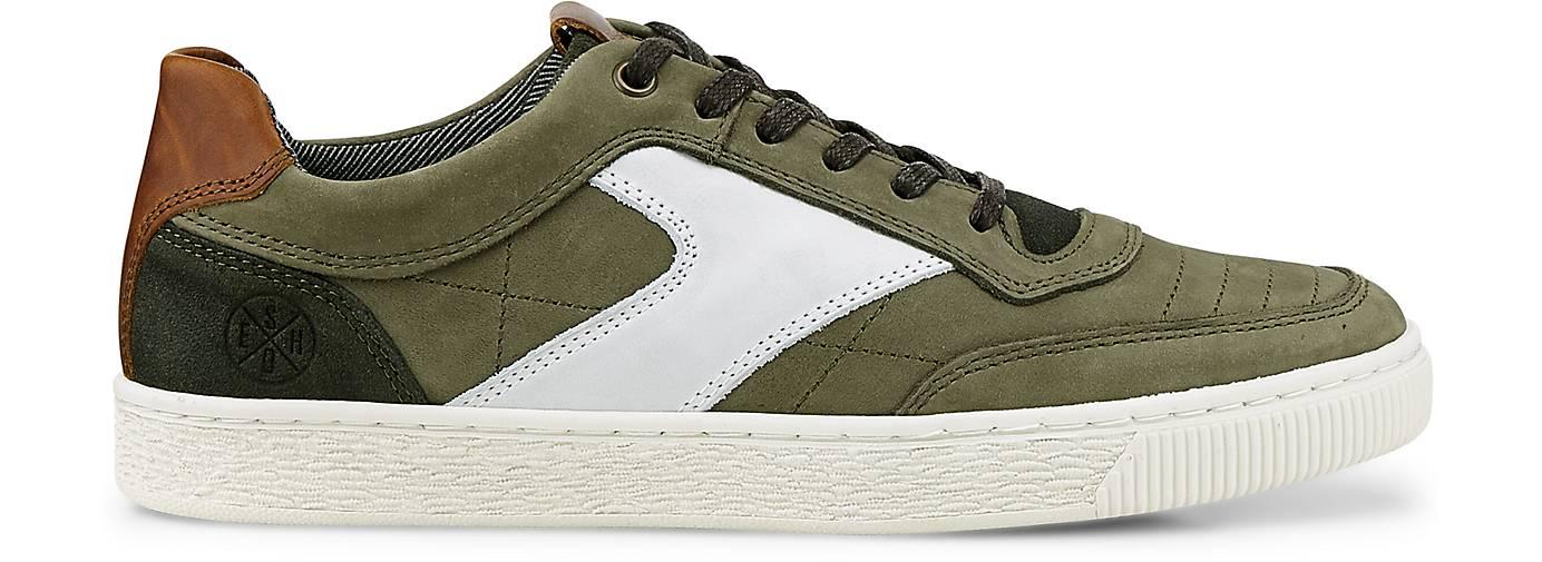 Cox Freizeit-Sneaker in grün-mittel kaufen - 47291901 beliebte | GÖRTZ Gute Qualität beliebte 47291901 Schuhe bed887