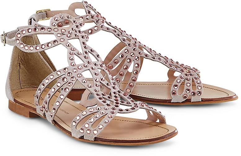 Echt Verkauf Online Rabatt 2018 Neue Cox Fashion-Sandalette rosa Damen Tejzy