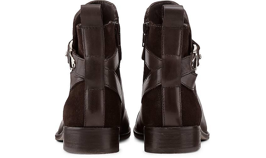 Cox GÖRTZ Klassik-Stiefelette in braun-dunkel kaufen - 47840301 | GÖRTZ Cox Gute Qualität beliebte Schuhe afc3c3