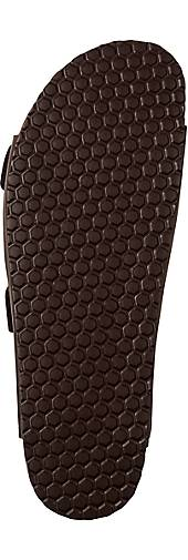 Cox Komfort-Pantolette in braun-dunkel kaufen - 45207602 GÖRTZ Gute Qualität Qualität Qualität beliebte Schuhe 253f7f