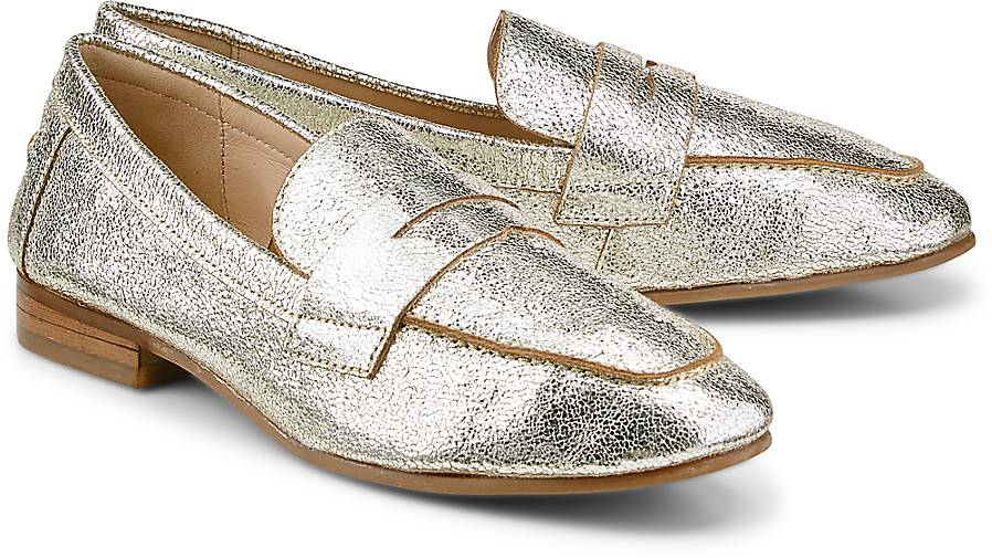Cox Metallic-Loafer
