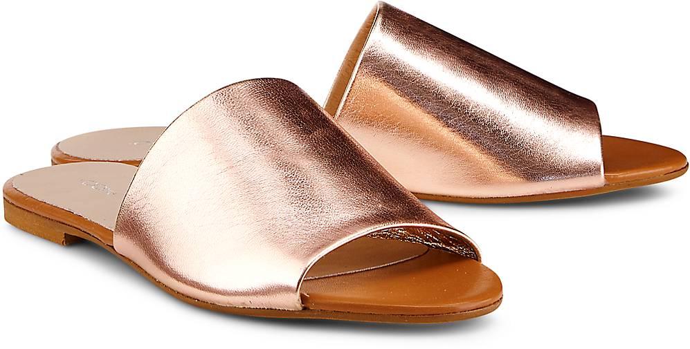 Cox Metallic-Pantolette